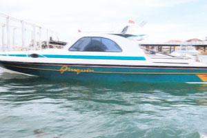 貸切ボート1