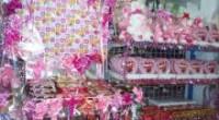 Seiamat siang !今日はバレンタインですね  ハッピーな日のせいか今日のバリ島ジンバランは朝から快晴です  この間タマングリアというところにあるローカルなマーケットに行ったら、バレン  タイン一色のコーナー...