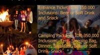 2014年12月年末最後のアクティビティ ツアー情報! バリ島旅行でキャンプをしながら、年越し・大晦日から元旦・お正月のカウントダウンが2名様からできます! 料金は、 ドリンク付きキャンプナシでRp150,000/1名様...