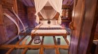 バリ島旅行で泊まってみたい、 ユニークな竹(バンブー)等の自然建材を使ったグラスボトムの家! ウダン・ハウス(エビの家)@bambu indah – ubud's eco-luxury bouti...