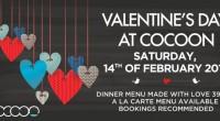 2015年2月14日! バリ島旅行でバレンタインデーなら、 Valentine's Day at Cocoon Beach Clubで特別なディナーもあります。 セットメニュー料金は、RP395,000++&...