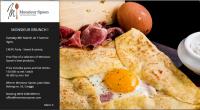 2015年3月お得なバリ島情報+Plusは、 毎月1回・定期的にドリンク付きブランジェリー食べ放題を開催しているムッシュ・スプーン / Monsieur spoonです。 そして今回は、 クレープ(そば粉のガレット?)食...
