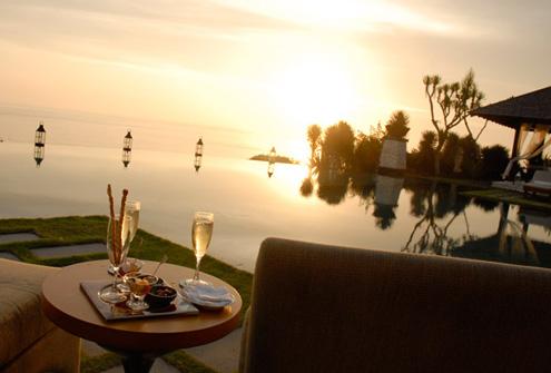 バリ島 レストラン  観光 写真