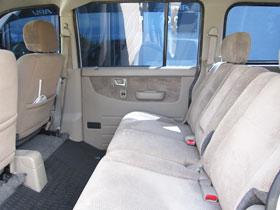 2nd row seat