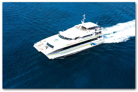 Lembongan island tour by crusing