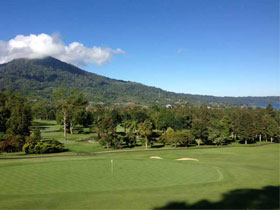 1142m above sea level Golf course
