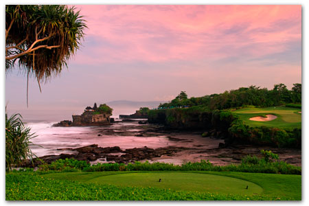 Near by Tanah Lot