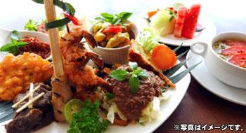 レゴンディナー(インドネシア料理) デラックス