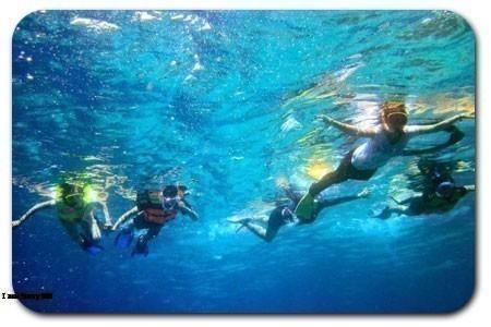 バリ島 シュノーケリング 写真