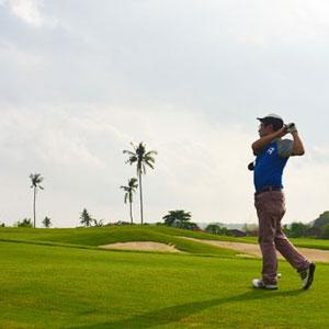 バリ ナショナル ゴルフ クラブ 画像