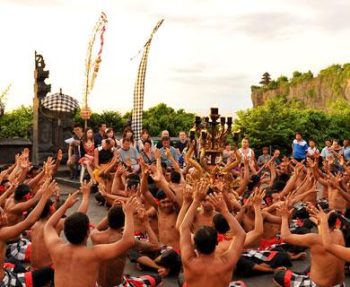 Bali Kecak dance image