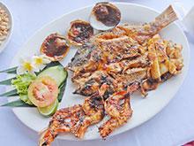 Bali Choice of Meal