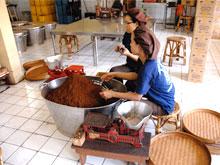 Bali coffee Factory