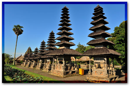 most beautiful temples in Bali