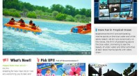 Enjoy ocean activities in Bali! Marine Sports TOP is now renewal. Let's check fun menus!! Jet ski runs dynamic...