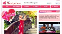 This is website for girs's trip, Bali Navigation! Check out our new top page. We offer many fun plans to...
