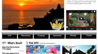 King of Bali Sightseeing Spot site is now open! Please check this site before you decide your tour plan. Beaut...