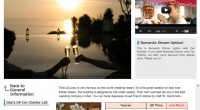 This is great plan to make memorable time in Bali. New Romantic Dinner is available for booking with Car Chart...