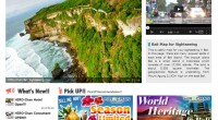 Please check HIRO-Chan Sightseeing Map OPEN!!! This is easy Bali sightseeing map. There are so many place to v...