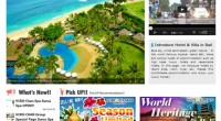 Please check HIRO-Chan Hotel Renewal!!! Here is our hotel page!! There are many hotel in Bali, each hotel has ...