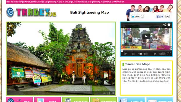Please check Target Sightseeing Map OPEN!!! Please check our target sightseeing map. There is many sightseeing...