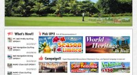 Please check PT.Bali Pretty Golf OPEN!!!Let's make a amazing sightseeing golf experience! Recommended si...