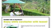 HIRO-Chan Group Car Charter Special Plan OPEN!!! This is our Special Tour! Carcharter special plan! Portable c...