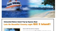 HIRO-Chan Group Lombok Trip! Let's go to Gili Island OPEN!!! Our recommended sightseeing plan is OPEN!!! ...
