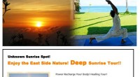 HIRO-Chan Group Sun Rise Tour at Lempuyang Temple OPEN!!! This is our recommended sightseeing plan! Surise wat...
