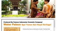 HIRO-Chan Group Popular Spa Series Taman Sari Spa OPEN!!! Taman Sari spa is one of the famous treatment spa in...
