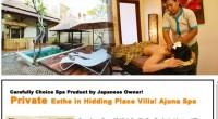 """HIRO-CHAN Group Recommend Spa Ajuna Spa OPEN!!!Please check our recommended spa! Ajuna spa located Jimb..."
