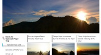 """""""HIRO-Chan Group Sunrise Special Page is OPEN!!!You must to see this beautiful sunrise while you in Bali..."""
