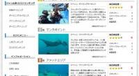 バリ島観光.comのダイビングにクチコミページがオープンしました!バリ島には、サンゴ礁に囲まれた数多くのポイントがあります。南国特有の真っ青な海、その中で踊る極彩色の魚、まるで竜宮城のようなサンゴ礁・・・ こんな夢のよう...