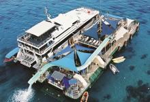 バリ島 観光Bali Hai Reef Cruise