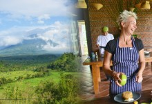 バリ島 観光Nature sports & Organic lunch on the East of Bali