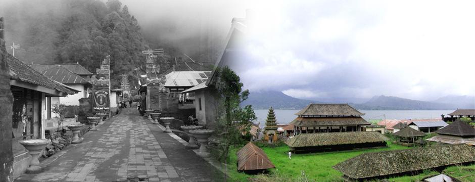 風葬のトルニャン村ツアー