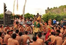バリ島 観光Reasonable Kecak Dance at Uluwatu Temple