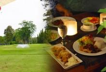バリ島 観光Sunset Golf & Romantic Dinner at Bali Beach Golf