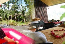 バリ島 観光Relaxation with Ion♪ Bali Super Reasonable Rafting + Ubud sightseeing