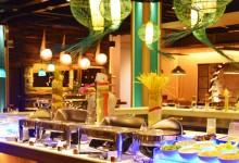 バリ島 観光Various Choice Food! Indonesian Buffet Abians