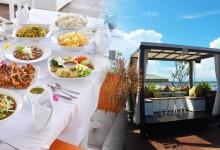 バリ島 観光Seafood BBQ Buffet Dinner at Whacko Beach Club