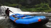 2013年4月4日、トラガワジャ川で一番長いコースのラフティングが楽しめる、バリ・インターナショナル・ラフティングに行ってきました!ラフティングは今回で3回目の取材、だんだんとラフティングの深さが解ってきた気がした 今回...