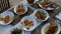 バリ島をこよなく愛するバリ野星郎(仮名)です。2013年6月1日夕方にジンバランビーチでイカンバカール食べ放題を体験してきました。イカンバカールというのは、魚介類のBBQのことでジンバランには魚の市場があることから新鮮な...