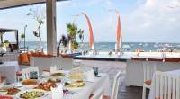 2013年7月2日、バリ島マリンスポーツのメッカ、タンジュンブノアのレストランWHACKO beach club(ワコービーチクラブ)で新しいメニューが出来たということで行ってきました。ワコーは、マリンスポーツ催行会社B...
