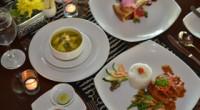 """2014年5月26日、ニュークタゴルフに隣接するホテル""""Le Grande Bali""""へゴルフとのセットにピッタリなお食事の取材へ行ってきました!ニュークタゴルフは、ウルワツ寺院の手前にあるドリームランド(プチャトゥ・イ..."""