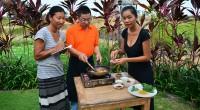 2014年2月24日、バリ島でベトナム創作料理教室をPT,ヒロチャンx Warung hOteiで共同企画するための取材に行きました。べトナム・タイ料理レストランのWarung hOteiは、スミニャック近くのウマラスと...