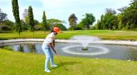 2015年7月10日、爽やかな朝にバリ島の名門ゴルフコース・バリビーチゴルフコースでラウンドしてきました。由緒あるインナグランドバリビーチホテルの敷地内に隣接する全9ホールのゴルフ場で、州都デンパサールの近くということも...