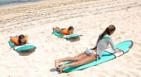 Reporter AYA 今回は世界中のサーファーに人気のサーフポイント、スランガンでのサーフィンスクール体験!楽しみ度120%以上!!サーフィン大好きなインストラクターさん達と楽しくサーフィンしてきました!(レポーター...