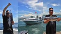2016年11月14日にクレイジー特価でおなじみのバリドルフィン社の新しいメニュー、バリ島スポーツフィッシングのGTフィッシングに参加してきました。バリ島で大物を釣りたいという釣り好きな皆さんの期待に答えるべく、超特価で...