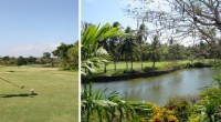 2011年7月1日、ヌサドゥアのリゾートエリアにある バリカントリークラブ に行ってきました! このゴルフ場はヌサドゥアのホテルエリアにあり、リゾート風景を考えてつくられたデザイン。全体的にハザードもあまりない広めのコー...